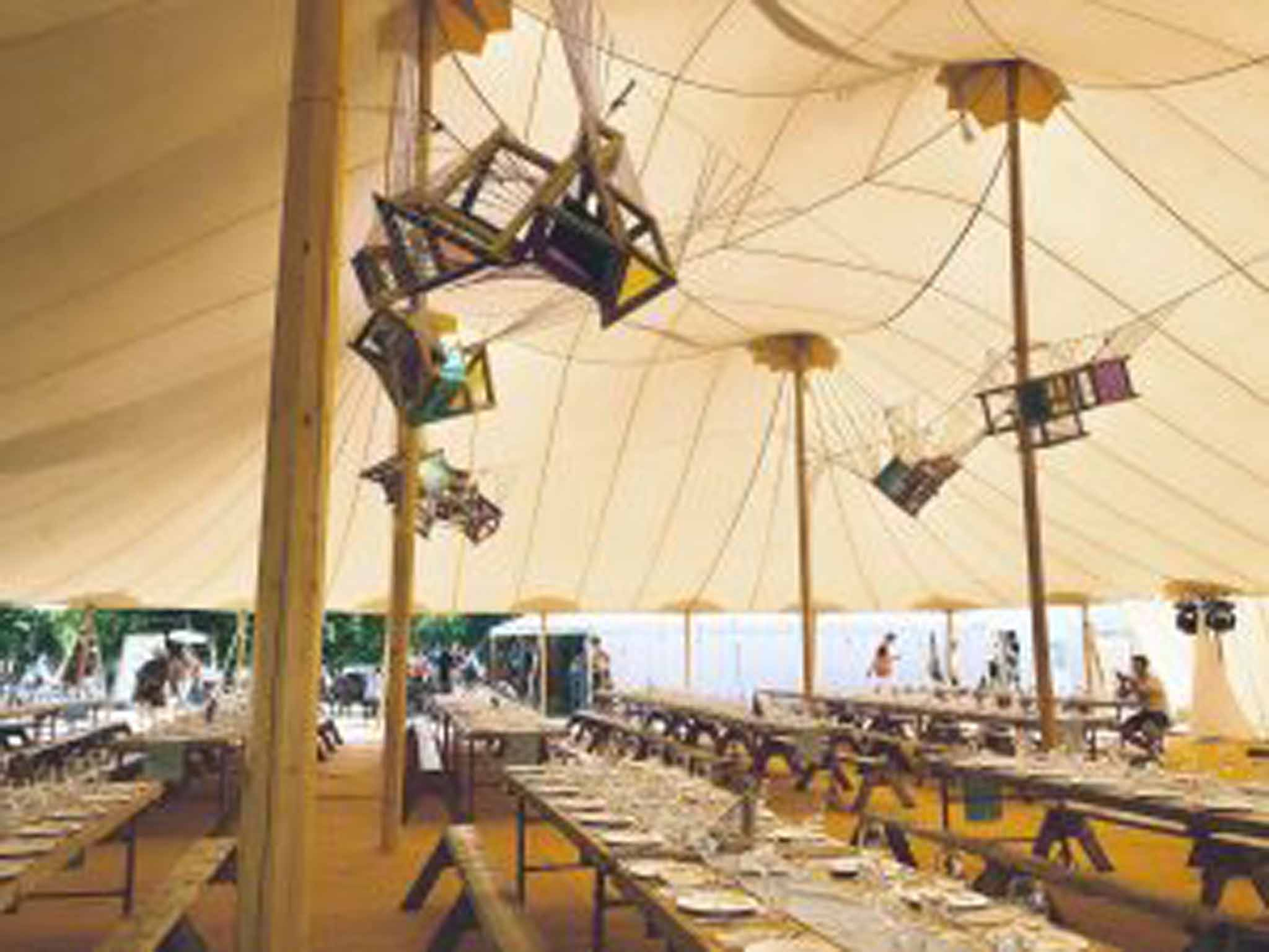thumbnail image for Wilderness Banquet Tent